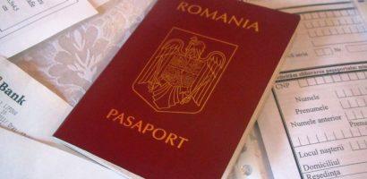 Ghișeu temporar de încasare a taxei pentru pașaport în luna AUGUST la Serviciul Pașapoarte Oradea