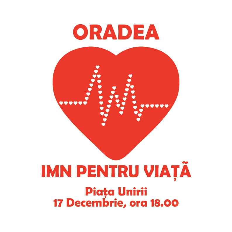 Imn pentru viata Oradea