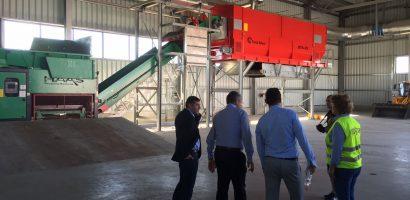 """CJ Bihor continua fazarea proiectului: """"Sistem de management integrat al deşeurilor în judeţul Bihor"""""""