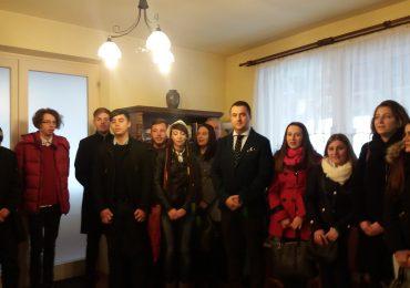 Studenti relatii internationale Universitatea Oradea Gyula