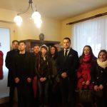 Studenții de la Relații Internaționale în vizită de lucru la Consulatul General Român de la Gyula, Ungaria