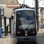 S-a reluat circulatia tramvaielor pe bdul Decebal si strada Primariei din Oradea