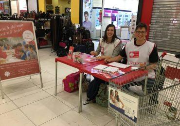 Asociația Caritas Eparhial Oradea organizează Colecta de alimente de Crăciun