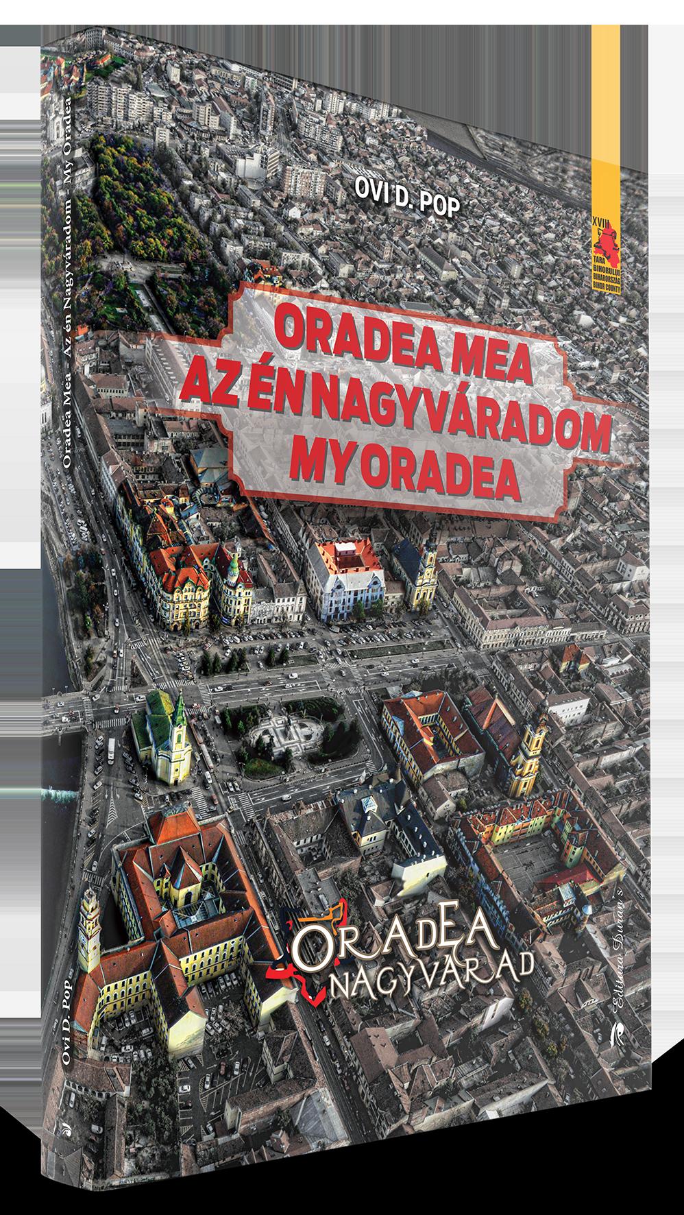 Carte Oradea Mea