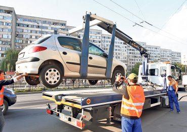 Liber la ridicat masini. Guvernul a reglementat OUG 195/2002 privind circulația pe drumurile publice