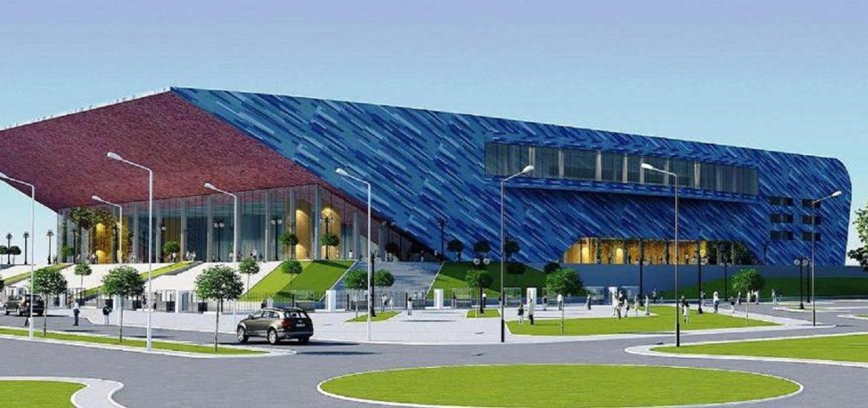 Unda verde pentru noua Sala de Sport din Oradea.