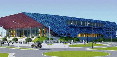 Noua Sala Polivalenta din Oradea in linie dreapta. Cum ar putea arata (FOTO)
