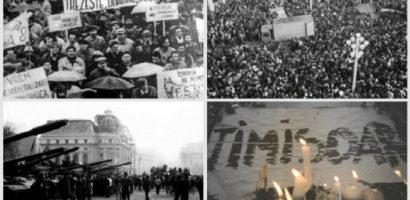 REVOLUTIA ROMANA – 17 Decembrie 1989 – TIMISOARA. Sa ne amintim si sa-i cinstim. FOTO!