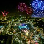 Revelion 2018, in Oradea, cu focuri de artificii din trei locatii