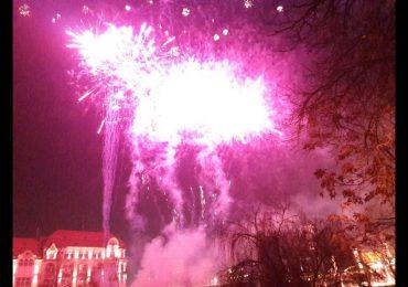 Artificii Revelion Oradea 2106-2017
