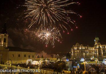 Artificii Revelion Oradea