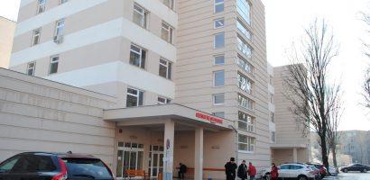 S-au încheiat lucrările de amenajare a etajelor III şi IV  de la Centrul Oncologic. FOTO