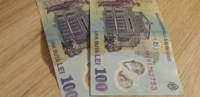 Salariul de bază minim brut garantat, majorat la 1.450 lei lunar, in conditiile a 166 ore/luna