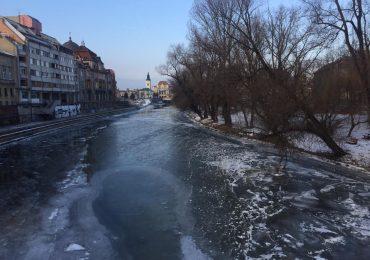Recomandari de la ISU Crisana pentru amatorii de patinaj pe gheata de pe rauri si lacuri
