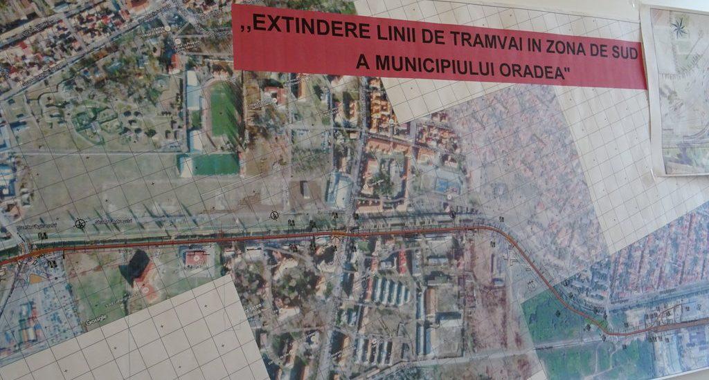 Lucrari ample pe Calea Aradului si Vladeasa in aceasta vara. Linie de tramvai, reasfaltari, reabilitari si locuri de parcare