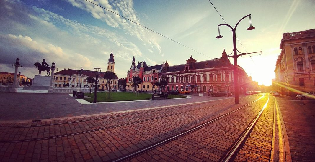 Come with me to Oradea – Videoclip de prezentare a Oradiei 2016