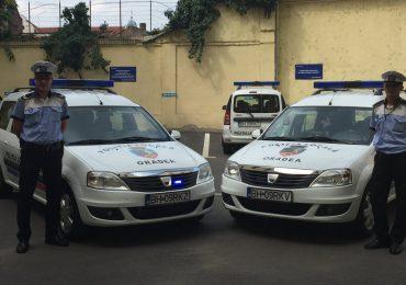 Politia Locala Oradea, transformata in directie a Primariei, si-a prezentat raportul pe 2017