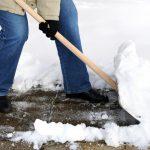 Amenzi mari pentru cei ce nu-si curata zapada sau gheaţa de pe trotuare