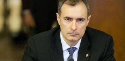Florian Coldea eliberat din functie si trecut in rezerva prin decret al presedintelui Iohannis