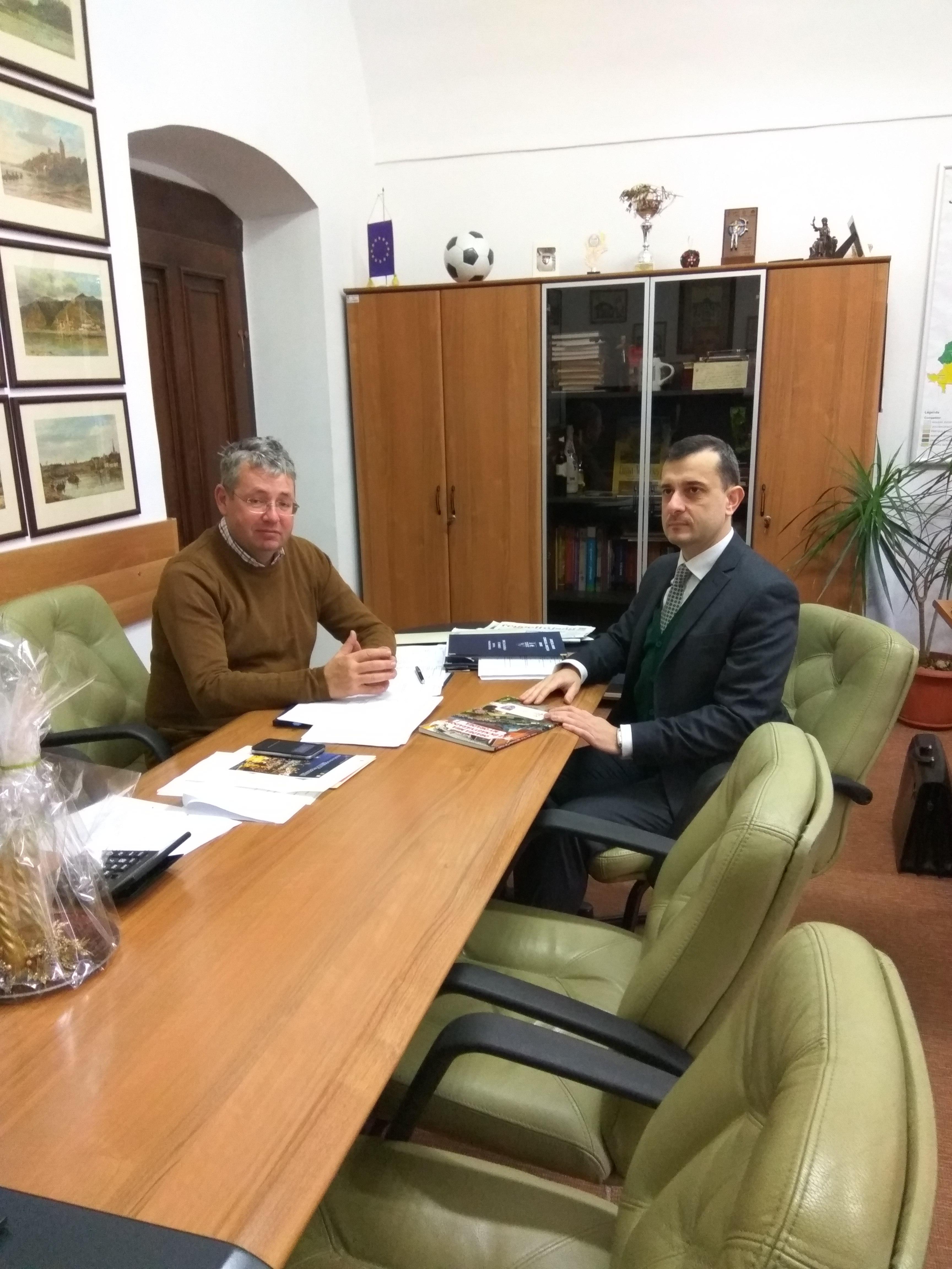 foto Ambasador Bologan Italia
