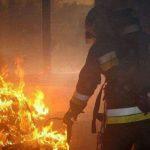 Incendiu la un Pavilion al Spitalului de Psihiatrie din Oradea. Cinci persoane au ajuns la spital