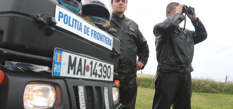 Patru irakieni, opriti in zona de frontiera de la Salonta, in tentativa lor de a trece fraudulos frontiera
