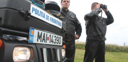 Șase irakieni opriți la frontiera cu Ungaria, in apropiere de Bors