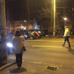 Accident grav pe Str. Republicii, in apropiere de magazinul Crisul. FOTO!