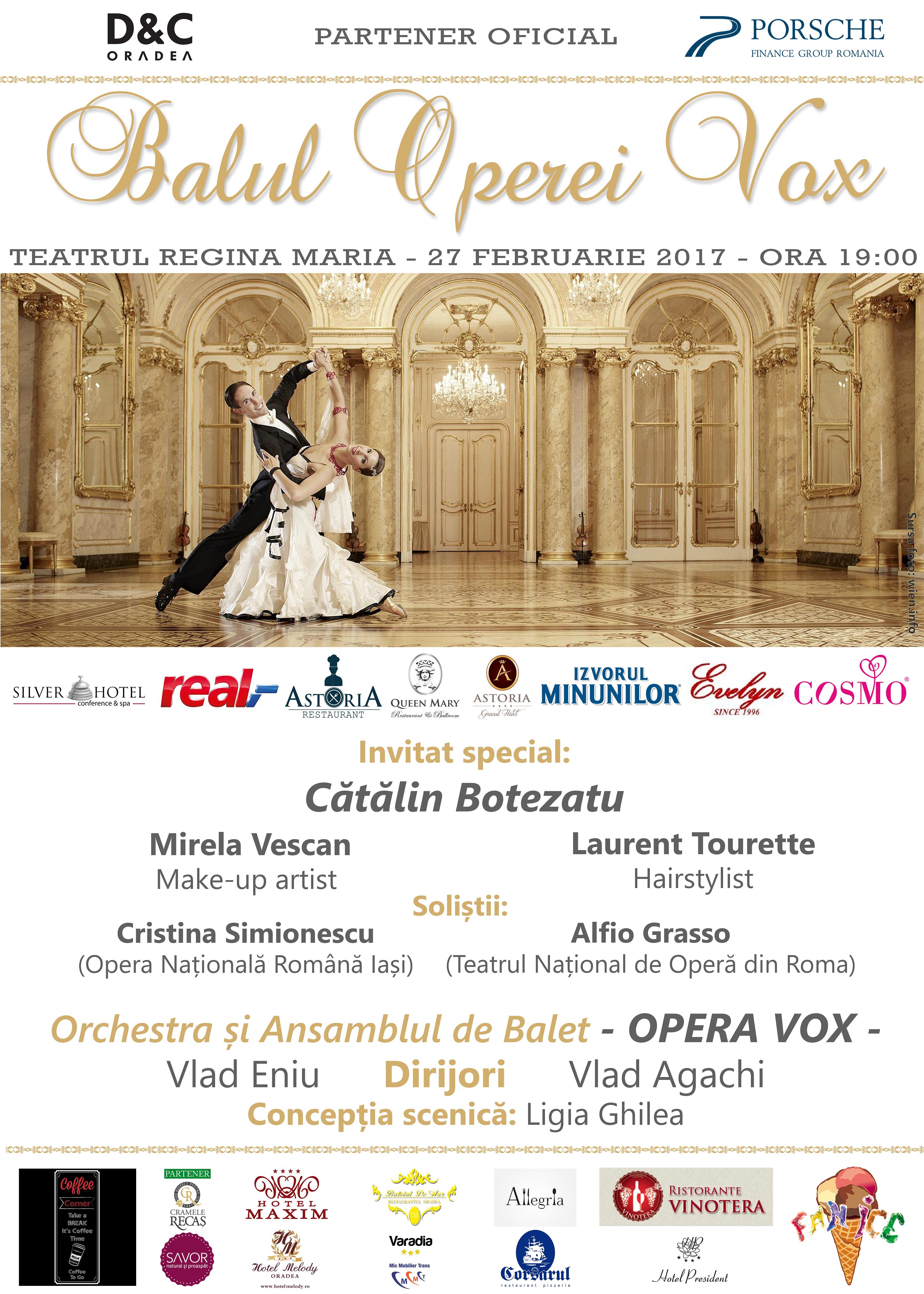 BALUL Operei Vox 2017