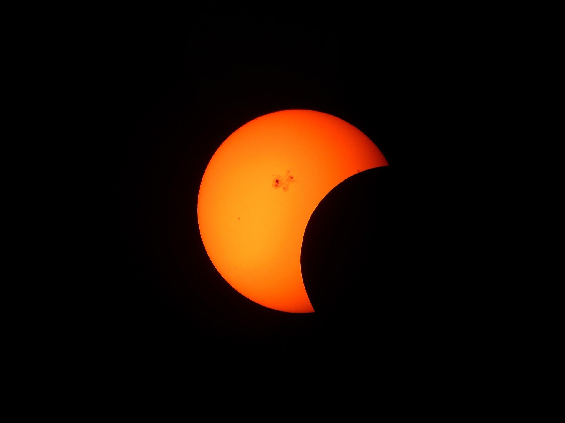 Eclipsa solara partiala