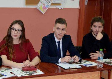 Europarlamentar pentru o zi Oradea