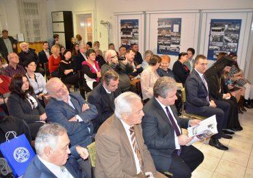 Delegaţia Universităţii din Oradea a participat la Zilele Culturii Române de la Gyula (Jula)