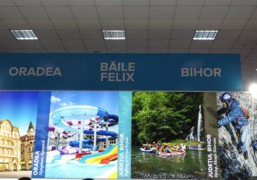 Oradea – Băile Felix – Bihor sunt prezentate pentru a cincea oară consecutiv la Târgul de Turism a Romaniei. FOTO