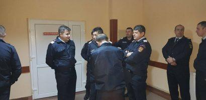 Cinste lor! Pompierii militari bihoreni într-o altfel de misiune de salvare a vietilor omenesti