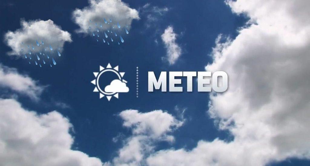 Avertizare Nowcasting COD GALBEN de vijelii, descarcari electrice si ploi abundente, in Oradea si judetul Bihor
