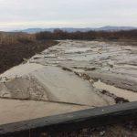 Pericol de zapoare pe raurile din judet, din zonele de deal si munte. FOTO