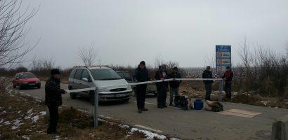 Trei noi puncte de frontiera, in judetul Bihor, intre Romania si Ungaria