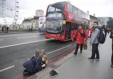 Atac terorist londra pod