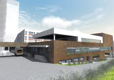 Cladire noua UPU Spitalul judetean Oradea