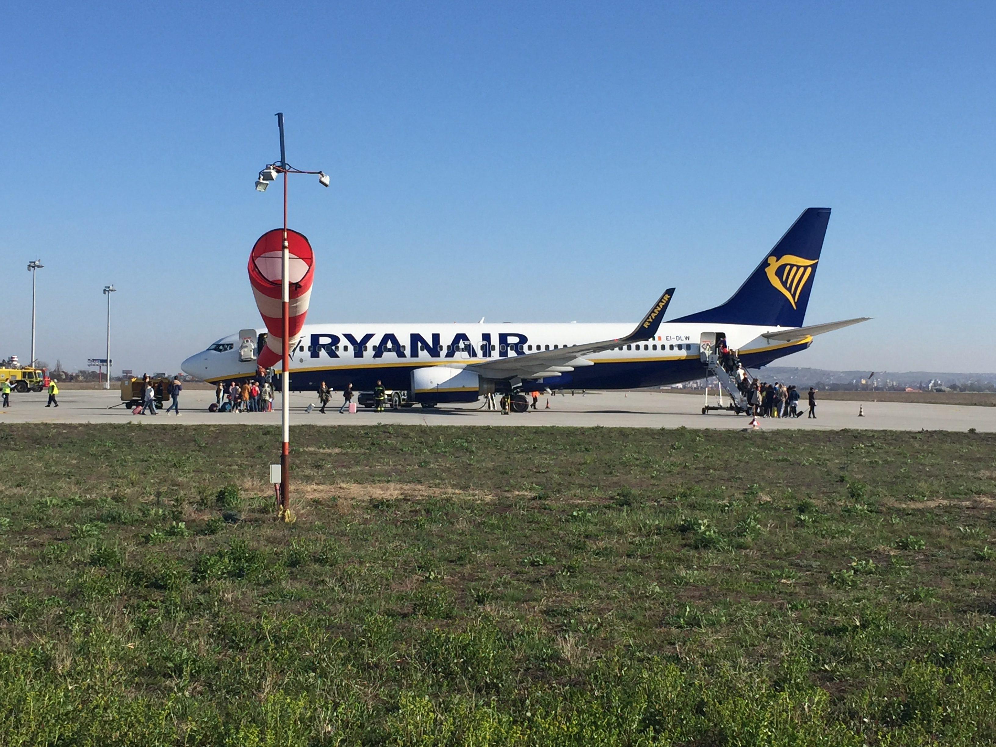 Cursa RyanAir Milano-Oradea-Milano
