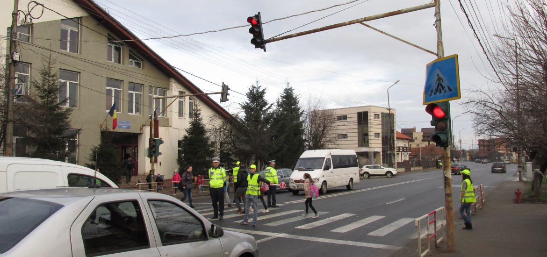 patrule politie scoala sanmartin