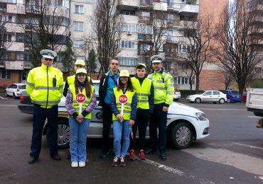 Patrule scolare Scoala Dacia 20 martie 2017
