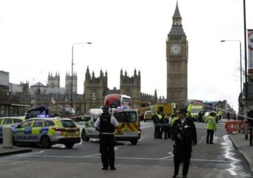 Incident terorist la Londra