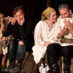 """Spectacolul """"O poveste foarte simplă"""", jucat de actorii oradeni, a fost premiat la F.I.T. de la Resita"""