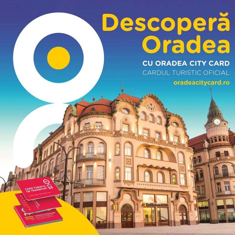 Oradea city Card 2017