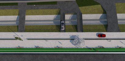 Primaria Sanmartin vrea sa investeasca 3,5 mil. de euro in amenajarea unei promenade in Baile Felix. (FOTO)