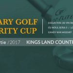 "Rotary Club Oradea 1113 organizeaza prima editie a competitiei internationale ""Rotary Golf Charity Cup"""