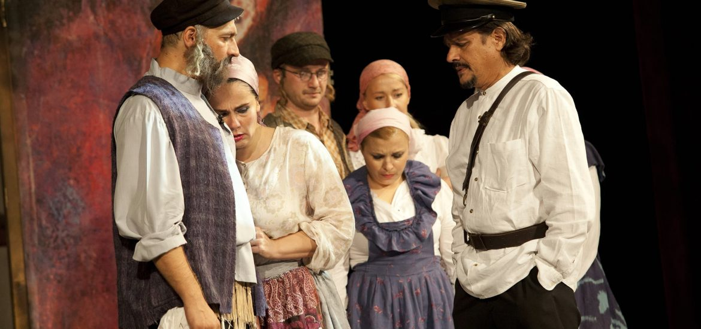 SCRIPCARUL PE ACOPERIŞ revine pe scena Teatrului Regina Maria, in aprilie