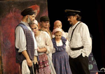 Trupa Iosif Vulcan a Teatrului Regina Maria s-a întors din turneul nationala, dupa ce a cucerit Moldova