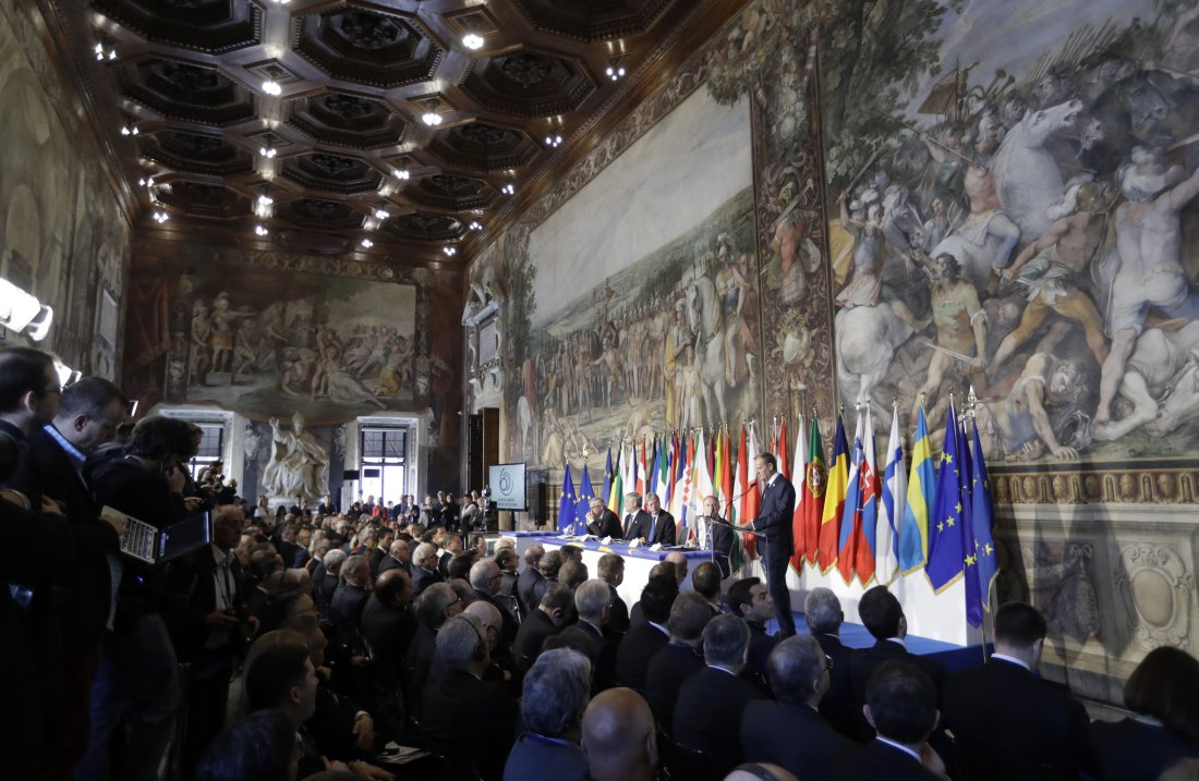 Italy EU Summit